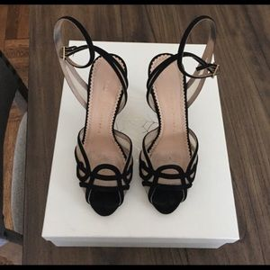 """Authentic Charlotte Olympia """"sugar high """" size 37"""